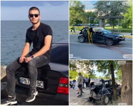 21-годишният Георги Георгиев е шофьорът, причинил мелето с 5 коли в Тракия