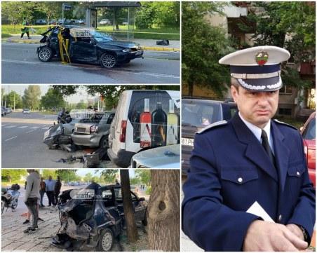 Пет пъти са санкционирали пияния шофьор от мелето в Тракия