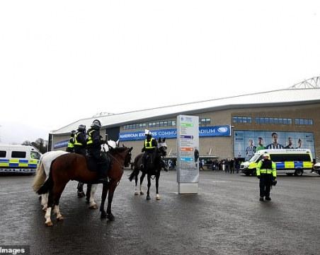 Полицията в Англия изрази основния си страх за рестарта на Премиър лийг