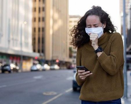 Приложение на смартфона ни диагностицира с коронавирус