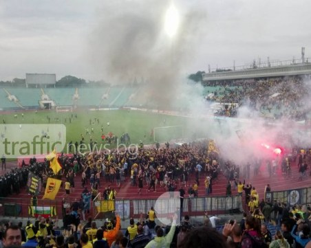 Ботев припомня на феновете си паметен мач от 2017 година