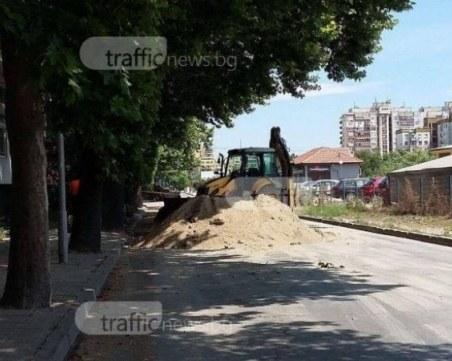 Отново: Затварят булевард в Кючука, три автобуса променят маршрута си