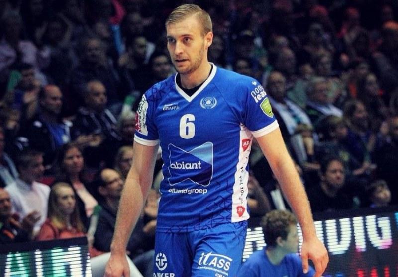 Пловдивски волейболист ще играе в Белгия