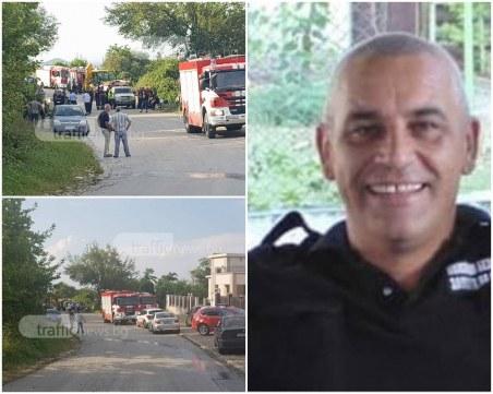 Дават на съд пловдивски огнеборец, причинил смърт на колега на път за пожар