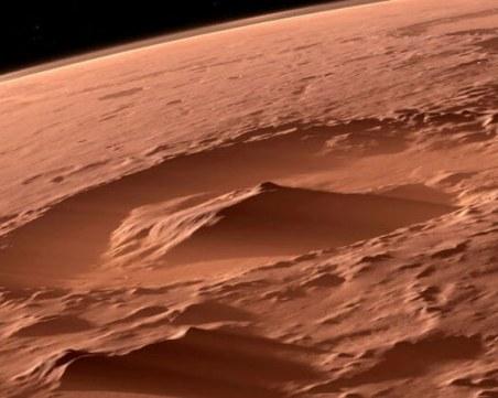Откриха най-подходящата локация за изграждане на колония на Марс