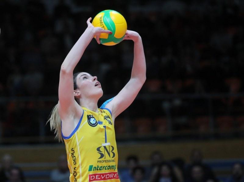 Капитанката на Марица ще играе в Украйна