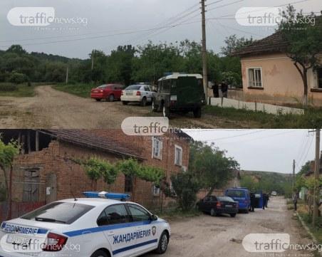 Полиция и жандармерия блокираха Ореховица