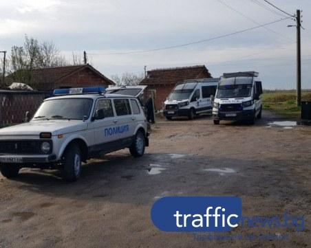 Убийство във вилната зона на Сливен, мъж е арестуван