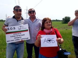 Превозвачи и гидове настояват за помощи от държавата: На ръба на оцеляването сме!