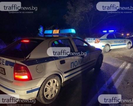 Младеж наниза БМВ в два автомобила на булевард в Пловдив