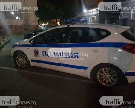 Шофьор си спретна гонка с полицаите в