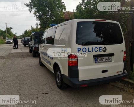 Спецакция: Задържаха 24 души в ромския квартал във Видин