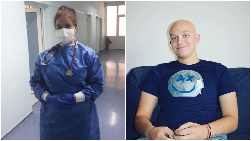 Лекар-доброволец спаси онкоболния Георги, болници в Пловдив отказвали да го приемат