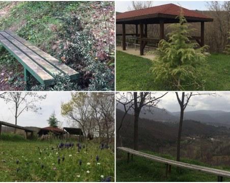 На крачка от Пловдив: Мати Божа - страхотна гледка и място за отдих