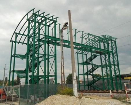 Край с преките пътища през жп линиите в Пловдив! Вдигат стени, пресичането – през пасарелки