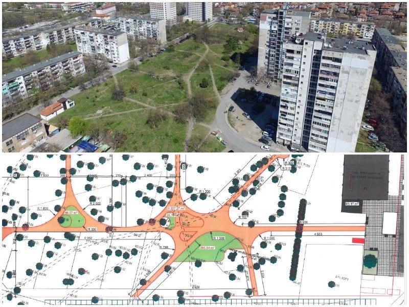 Изграждат първия голям парк с редица атракции в Пловдив от новия мандат