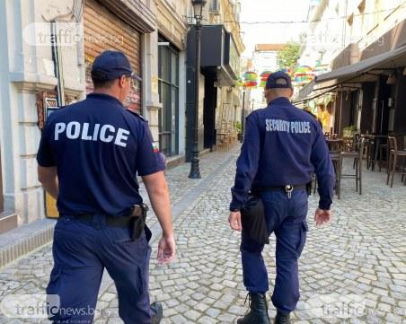 Мащабна акция на полицията в Пловдив започна от Капана