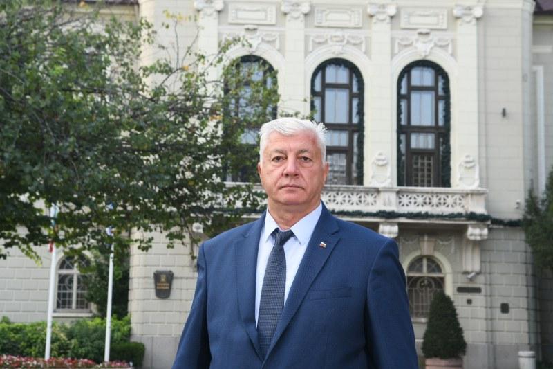 Кметът Здравко Димитров с поздрав към мюсюлманите в Пловдив