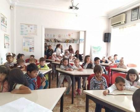 Двоен празник за наше училище в чужбина