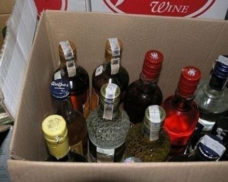 Хванаха мъж с 70 литра алкохол без бандерол в хотел в Хисаря