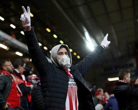 Мачът Ливърпул - Атлетико М предизвикал 41 смъртни случая