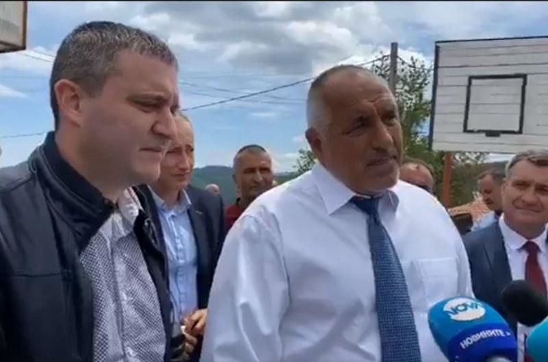 Борисов: Горанов знае кой му е началник, поиска само да не го карам да се усмихва за ДДС-то
