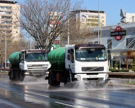 Чистят шахтите в Пловдив по ГРАФИК