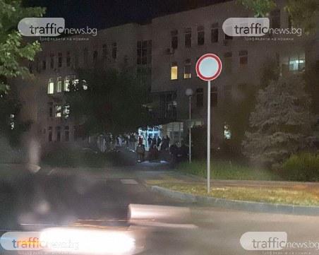 Пловдивската полиция в акция! Арестуват още 10 ултраси на Локо