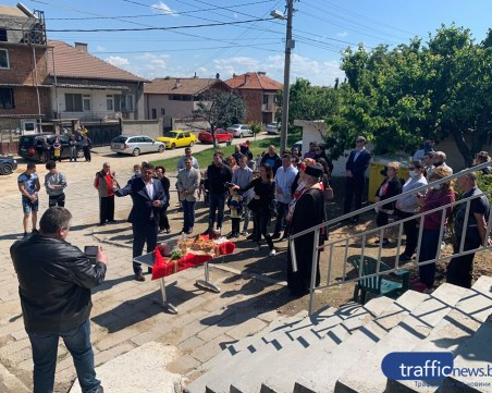 Правят основен ремонт на 6 улици в Първенец, след като довършат канализацията