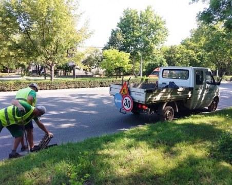 В очакване на нови държдове: Чистят шахтите в Пловдив