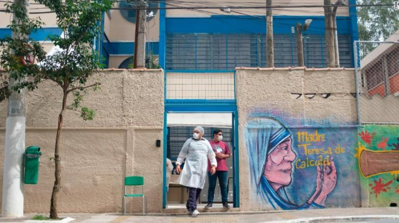 Болниците в Бразилия - пълни, а пикът предстои! Защо страната не успя да се подготви за Covid-19?