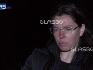 Арестуваха шофьорката, врязва се в тълпа от хора край Пазарджик ВИДЕО