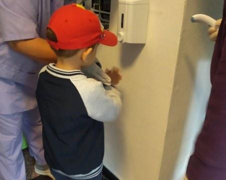 3 000 деца се върнаха в детските градини в Пловдив