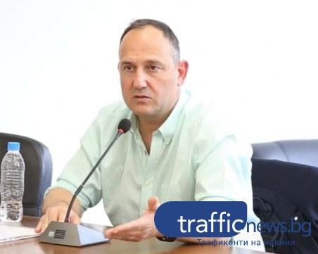 Д-р Джамбазов: Успяхме да изолираме заразените в Пловдив и това се вижда в резултата