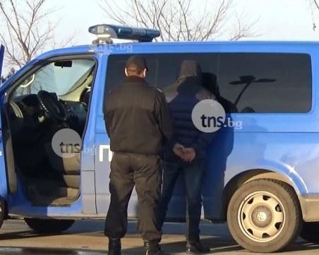 Международните трафиканти, задържани с 11 кг дрога в Пловдив, застават пред съда
