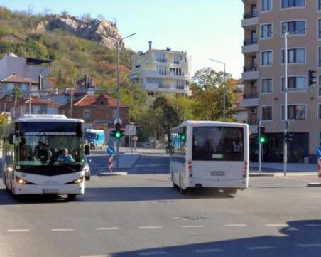 Осем автобусни линии възстановяват маршрута си в Пловдив