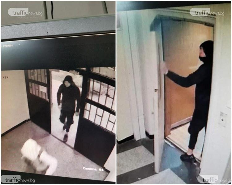 Нагли крадци притиснаха дете в асансьора, взеха му телефона