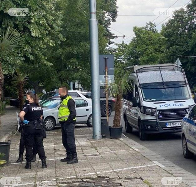 Отстраниха полицая, участвал в сбиването с феновете на Локо