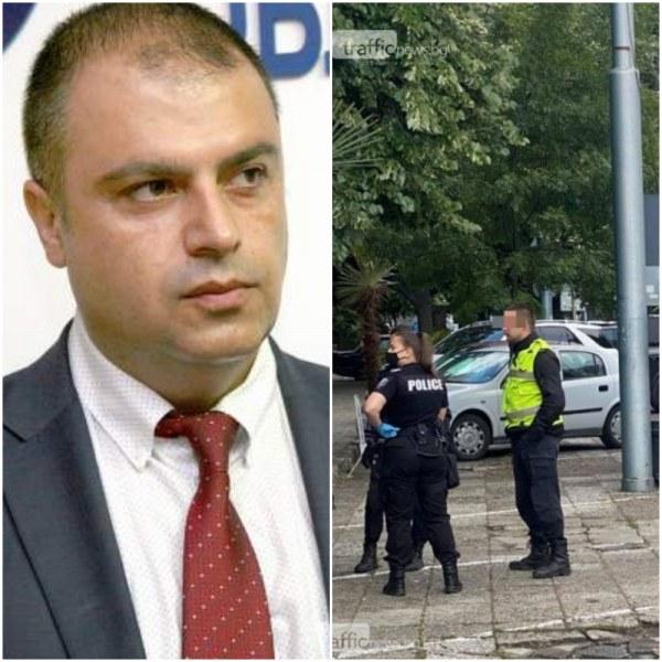 Ст. комисар Рогачев: Разследваме действията и на фена, и на полицая, компромиси няма да има