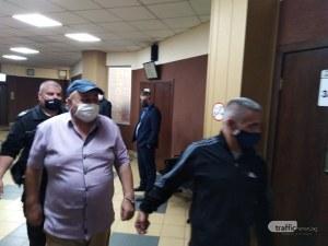 Трафикантите, задържани с дрога за 90 000 лв в Пловдив, поискаха да се приберат вкъщи