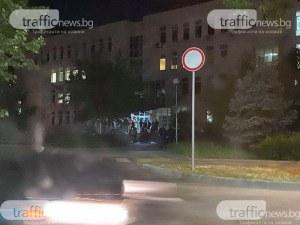 Двама фенове на Локо с обвинения за намушкания полицай в Пловдив