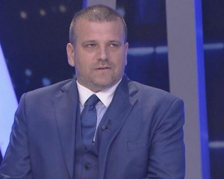 Калин Георгиев: Има длъжности в МВР като памперсите, трябва да се сменят – иначе издават миризма