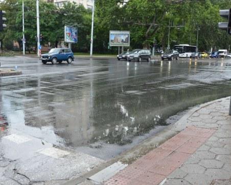 "Приключиха предсрочно ремонта на кръстовището на бул. ""6  септември"" и ""Васил Априлов"""