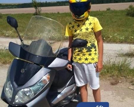 Прокуратурата иска арест за мъжа, дал мотора си на непълнолетния Джем, с който бе пометена жена
