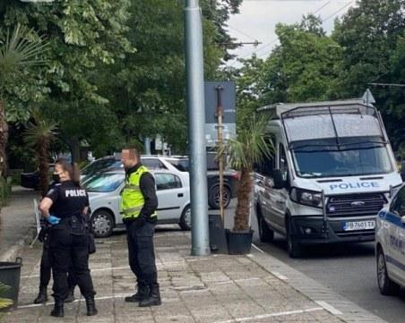 Прокуратурата обвини двама от феновете на Локо за мелето с полицаи