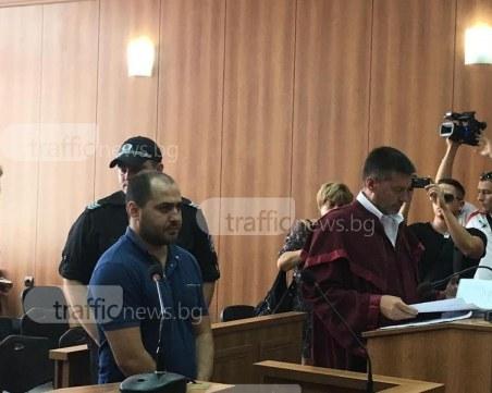 Прострелян охранител в съда: Армениците заплашиха, че ще ми извадят червата