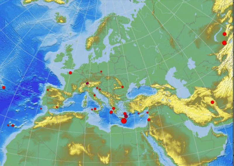 БАН: Земетресение край Смолян не е имало, има понякога неточности