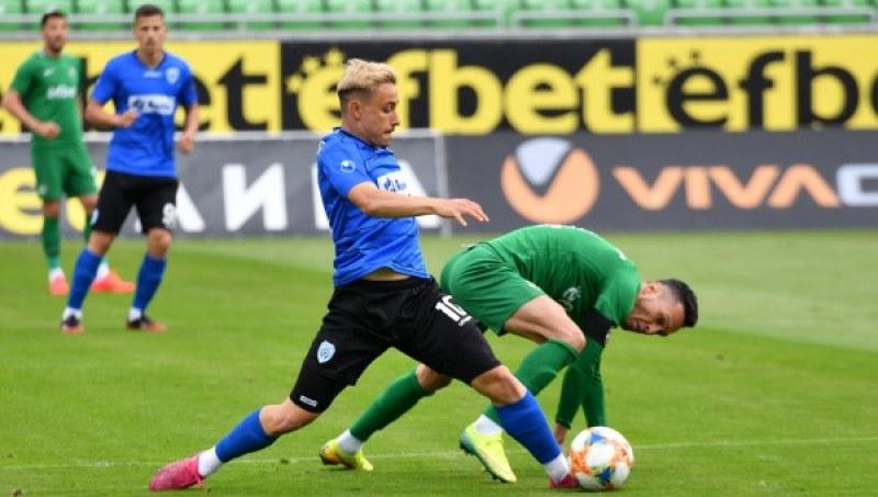 Футболът в България се завърна! Черно море изигра два мача за ден