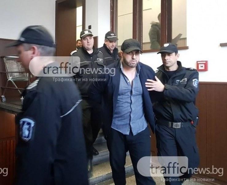 Скандалният Пеньо Мангъров застава пред съда, ще отговаря за отвличане и изнасилване