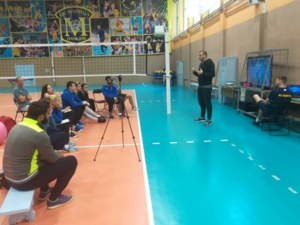 Иван Петков с пореден семинар за треньорите в Марица